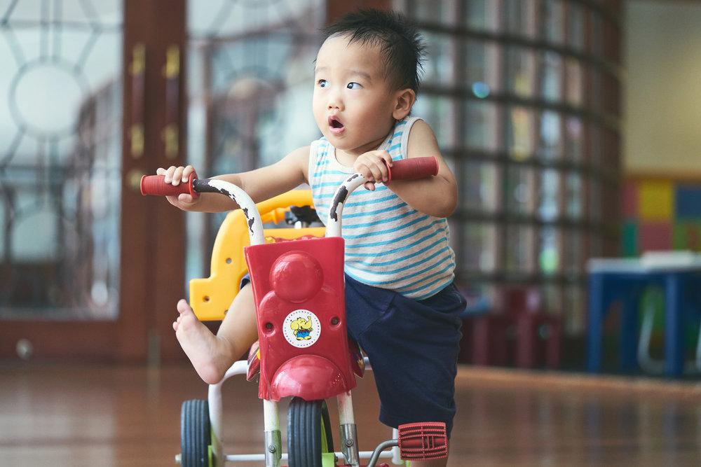 tricyclist junior