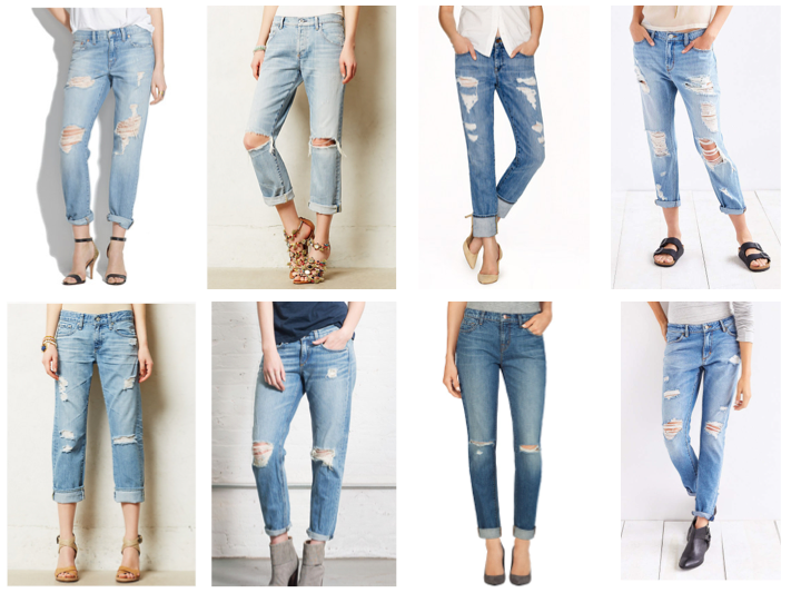 A Search for the Best Boyfriend Jeans — Your Sunday Best