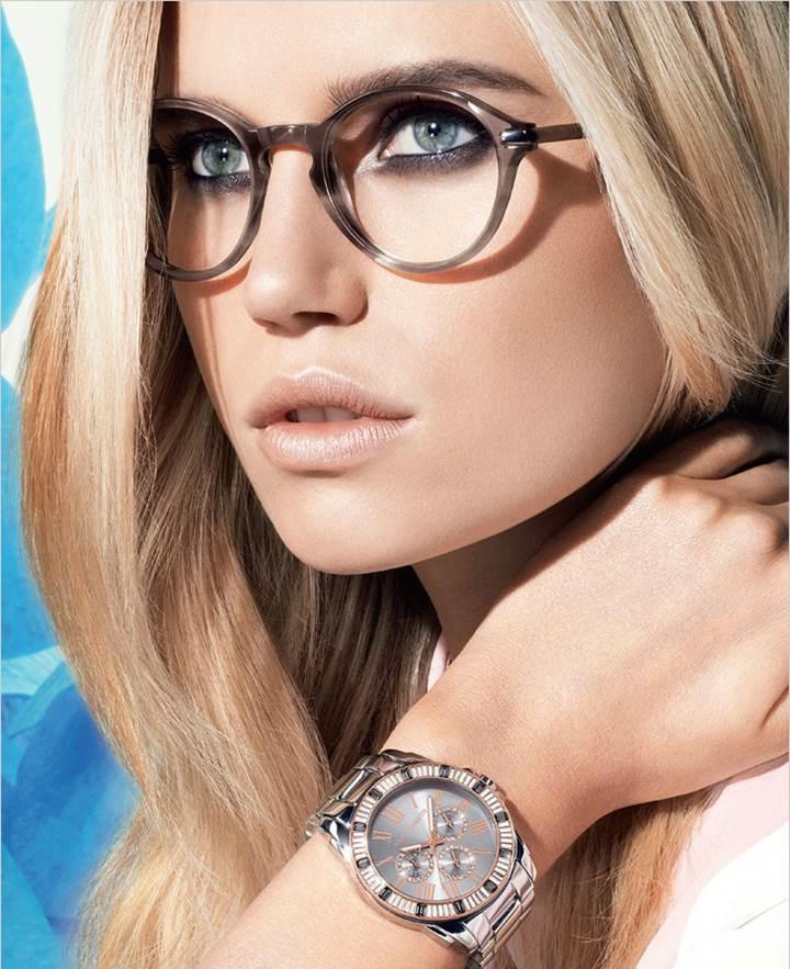 Baguette Crystal Dress Watch