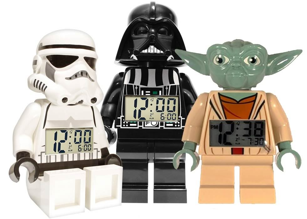 View Lego Clocks Collection