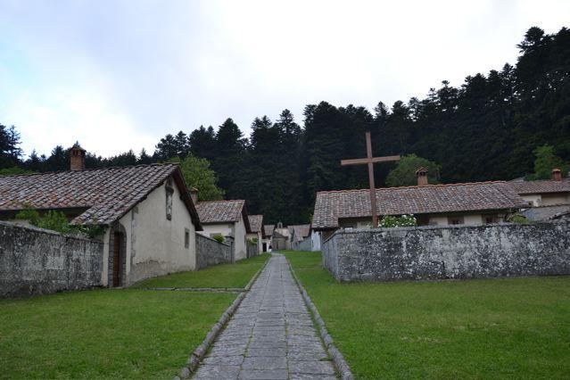hermitage of Camaldoli