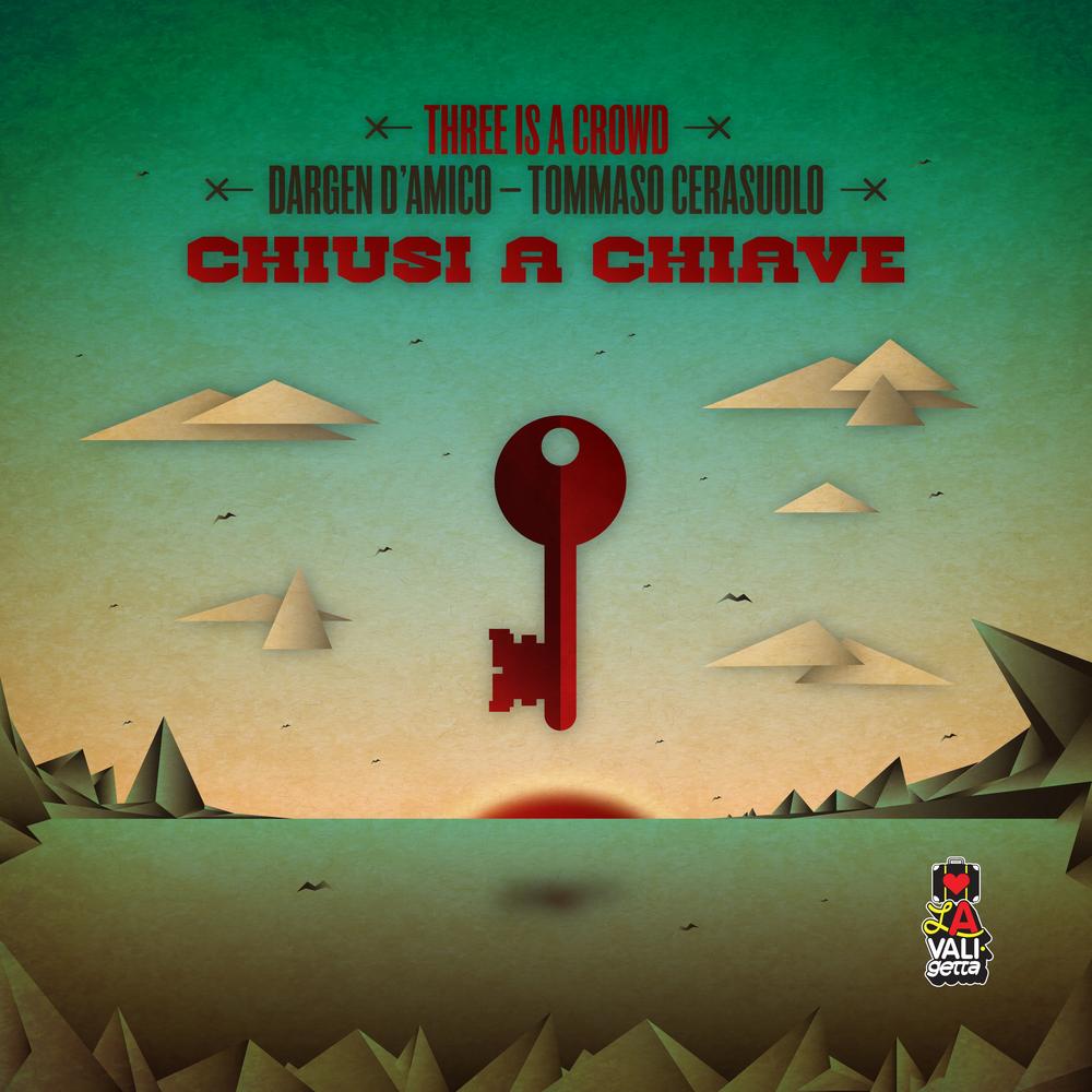 3 is a Crowd ft. Dargen D'amico & Tommaso (Perturbazione) - Chiusi A Chiave