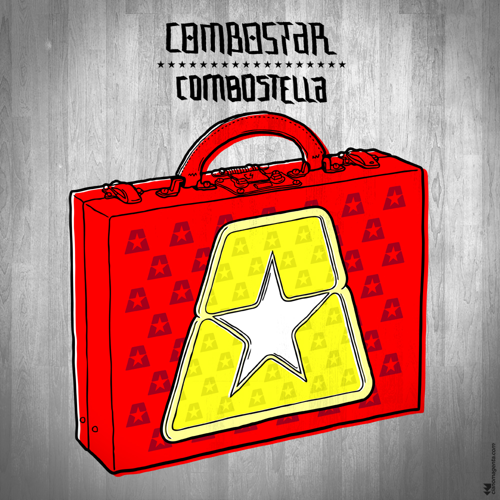 DV024 / Combostar - Combostella