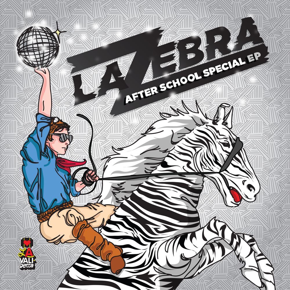 DV019 / La Zebra - After School Special ep