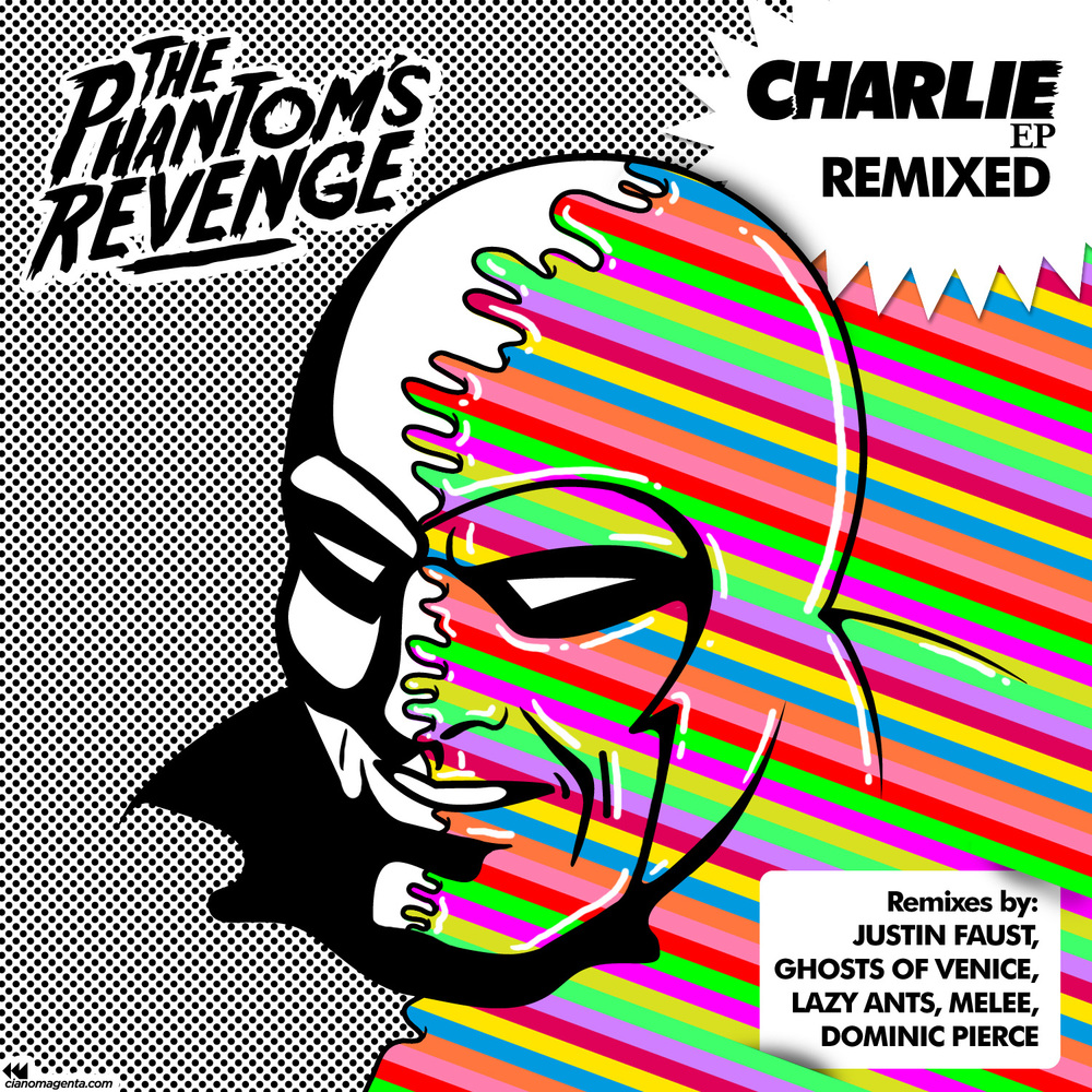 DV017 / The Phantom's Revenge - Charlie ep Remixed