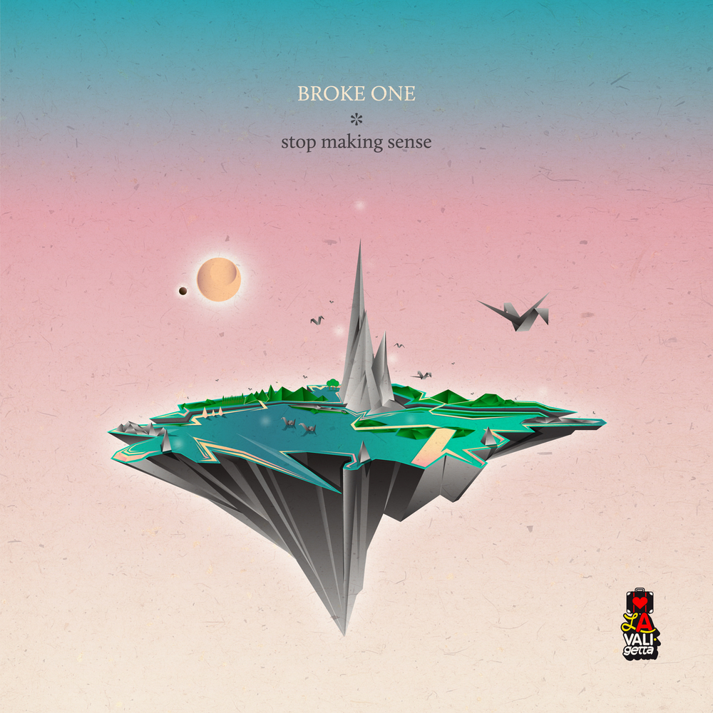 DV016 / Broke One - Stop Making Sense ep