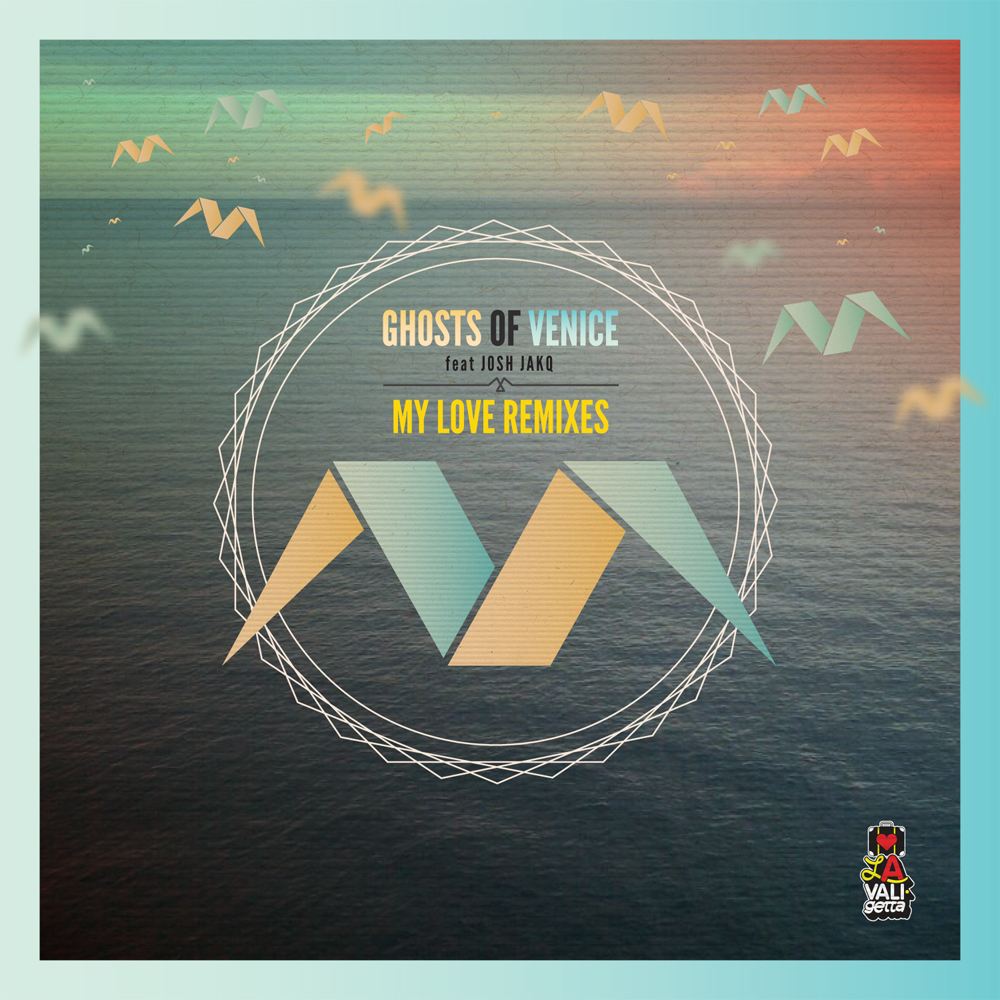 DV044 / Ghosts of Venice feat. Josh Jakq - My Love Remixes