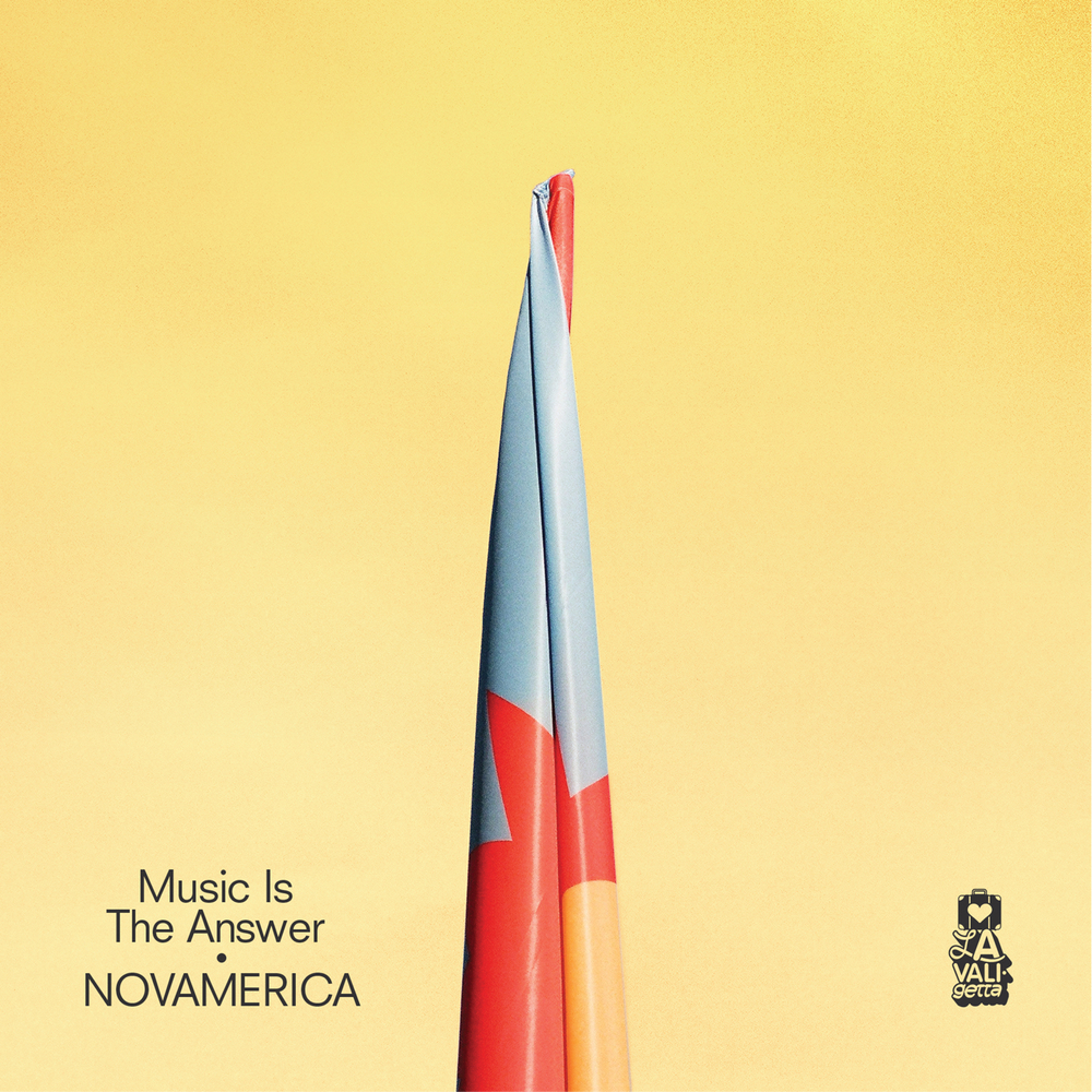 DV055 / Novamerica - Music is the Answer