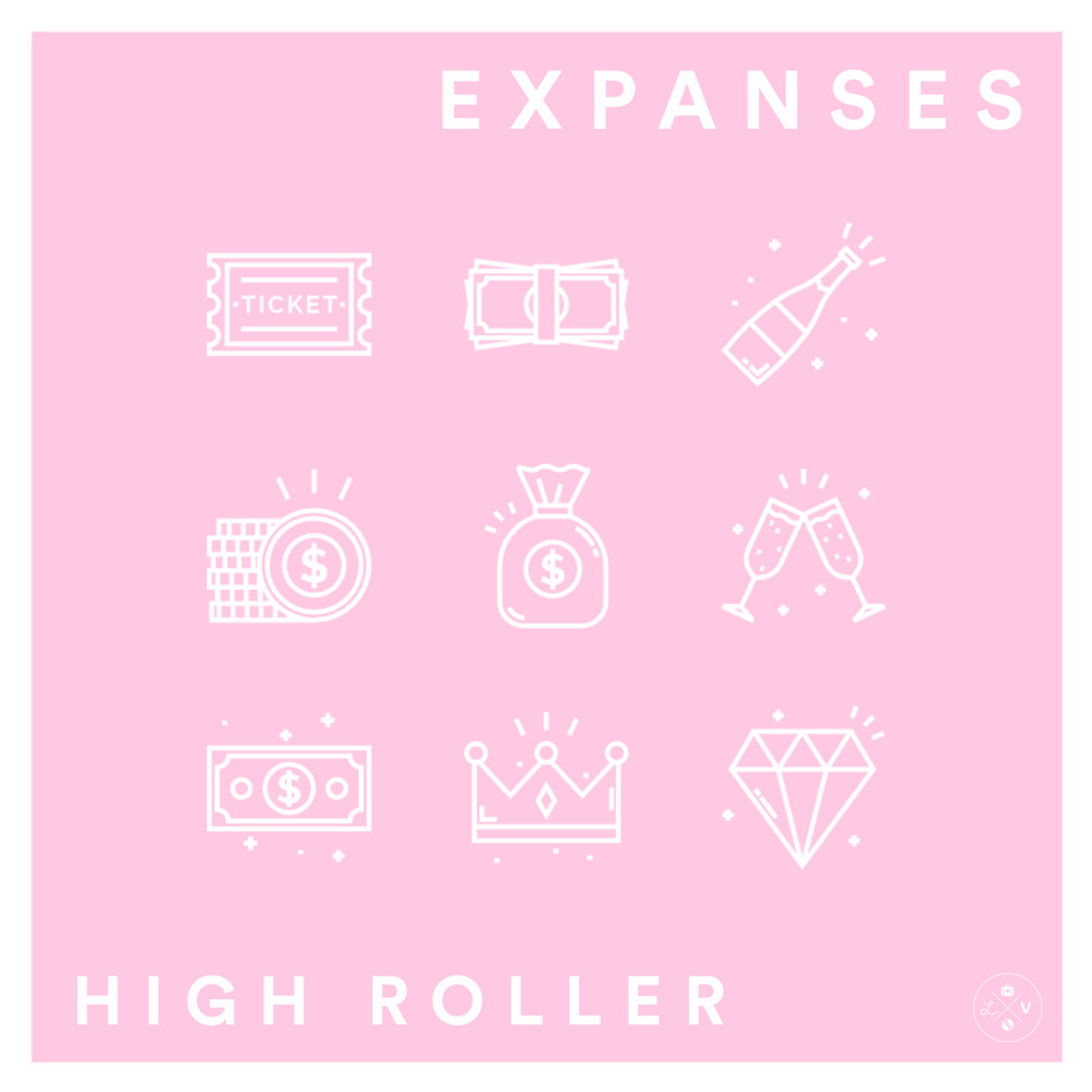 DV075 / Expanses - High Roller