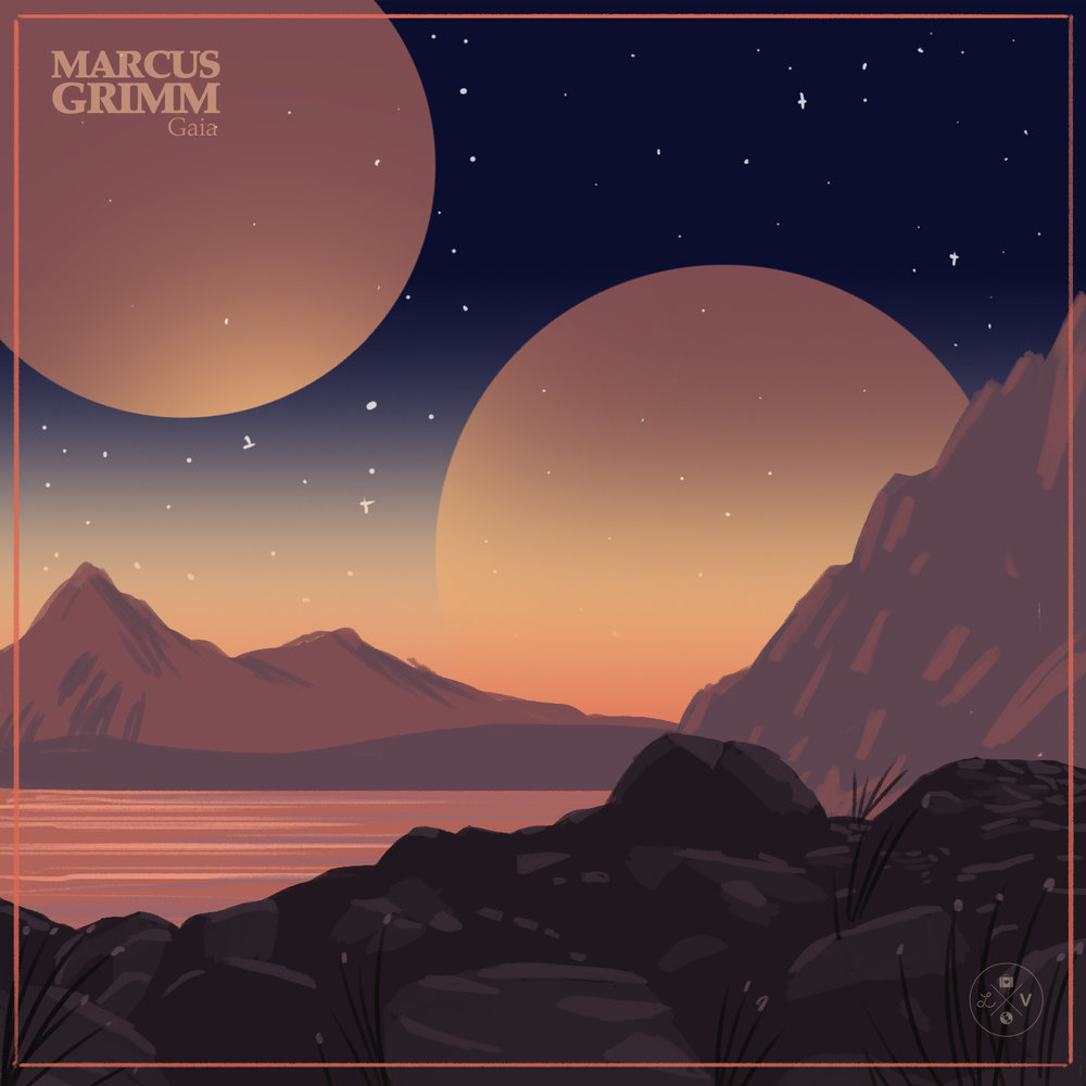 DV081 / Marcus Grimm - Gaia