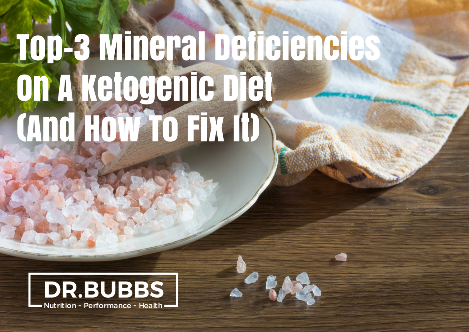 Top-3 Mineral Deficiencies On A Ketogenic Diet (And How To