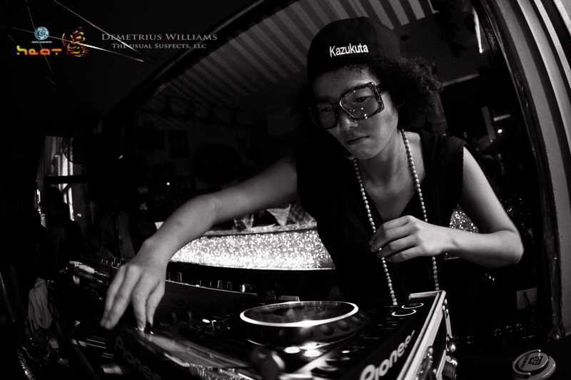 DJ Helen Ting (Hong Kong)