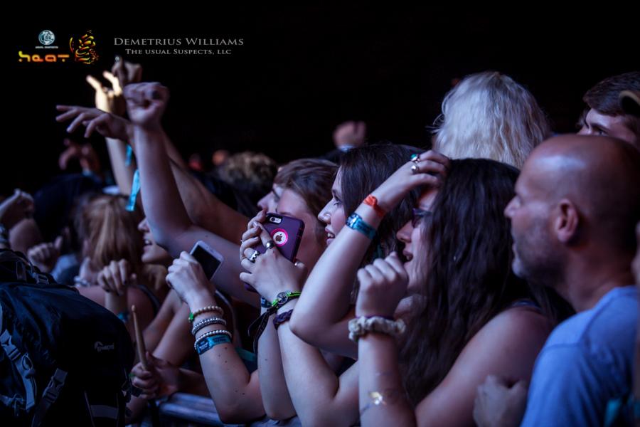 Van Halen fans