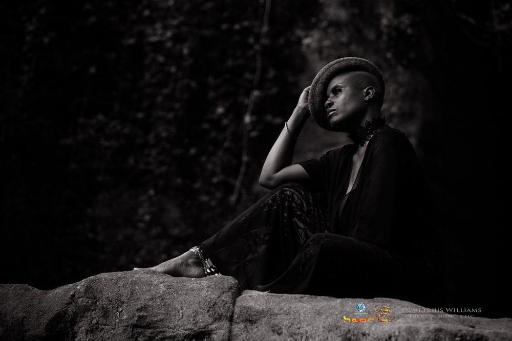 """Aqeela Reyad - AKA - """"Q"""""""
