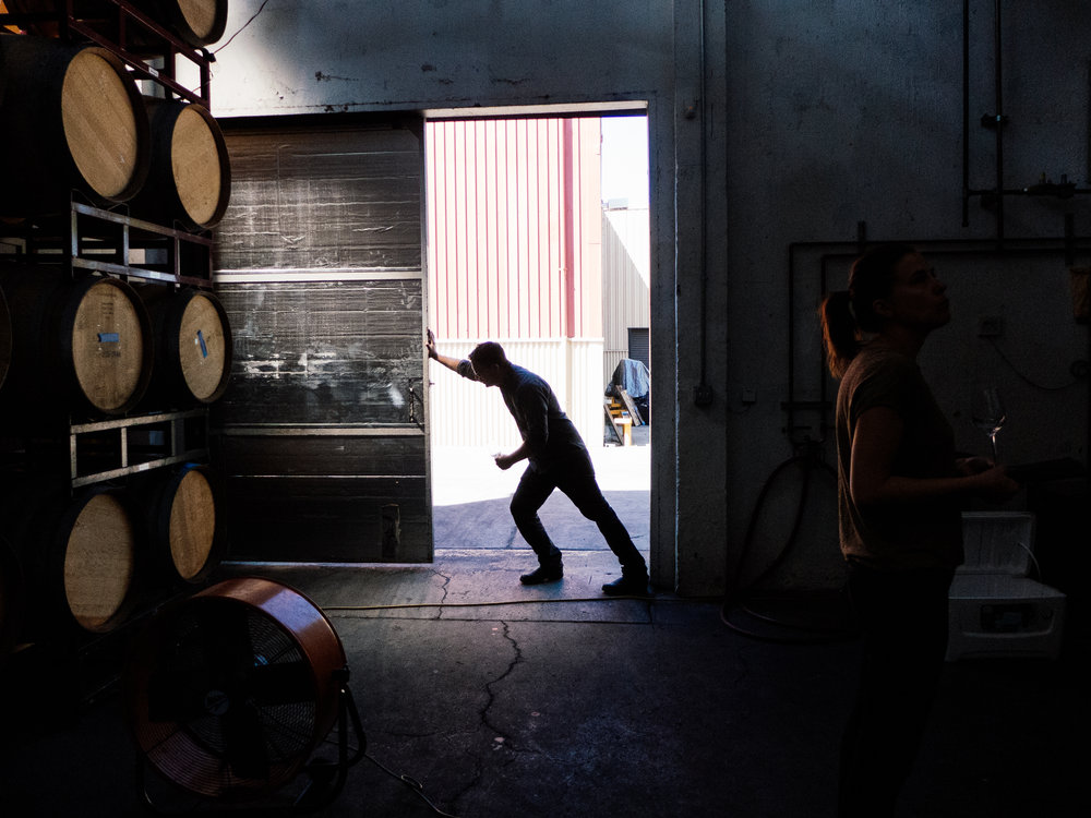 Broc Cellars - Chris Brockway - Natural Wine