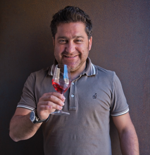 Raúl Pérez, winemaker