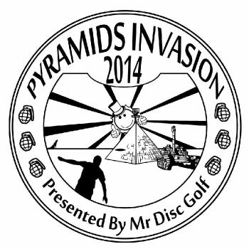 Pyramids Invasion 2014 Hotstamp