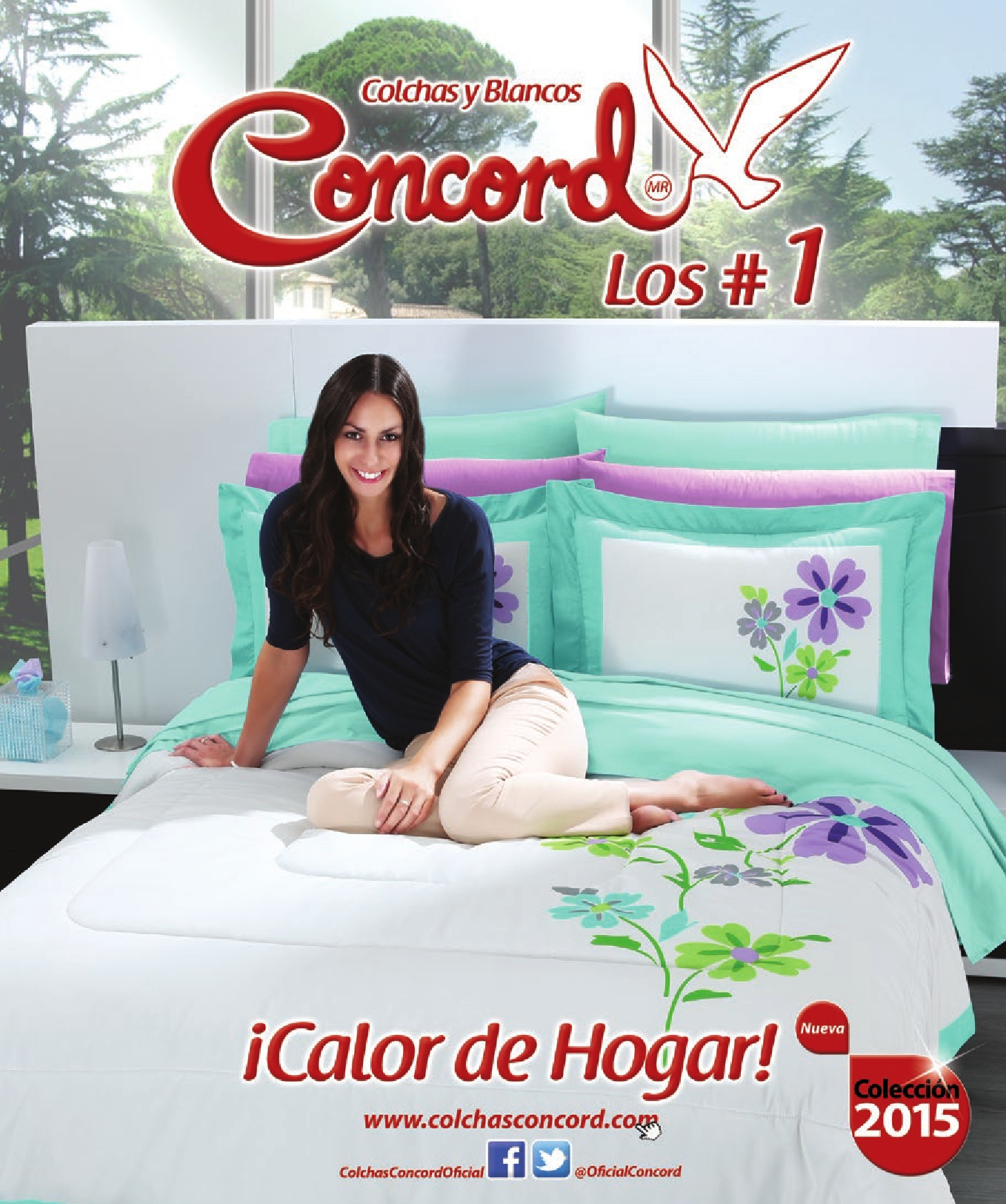 catalogo confort edredones