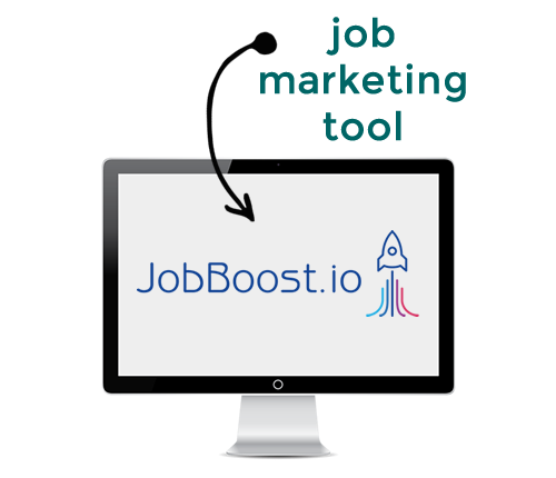 cpc optimised job marketing. jobboost.io