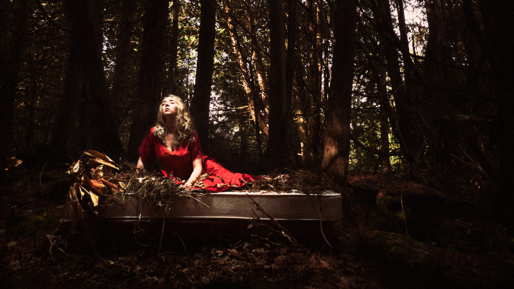 Model: Marsha D, Art: Brooke Shaden