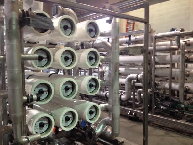 Heavy Fabrication-Reverse Osmosis