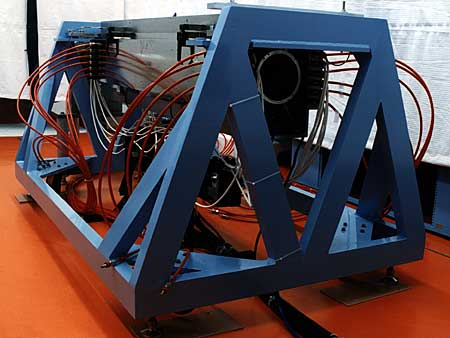 A local University turned to AAA Welding— Fabrication to construct much of the framework for the Laboratory for Laser Energetics. We were able to meet the demanding specs of this high technology leader.