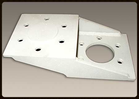 Aluminum Pivot Mounting Bracket