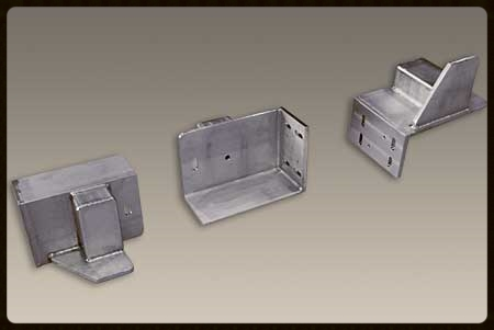 SST Machined Weldments