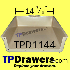 14 7 8 X 4 Plastic Drawer Box Tpdrawers Com Triangle Pacific