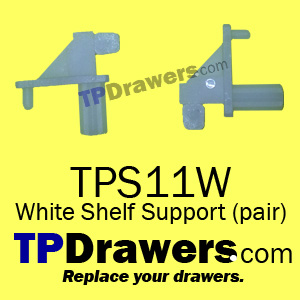 TPS11W - White Shelf Supports - 1.jpg