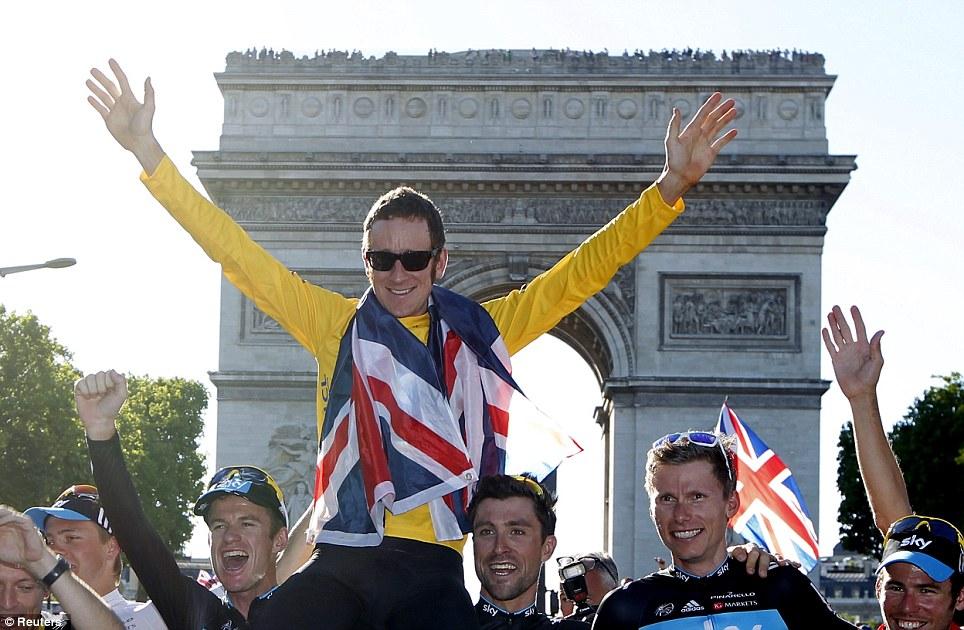 Wiggins Tour De France