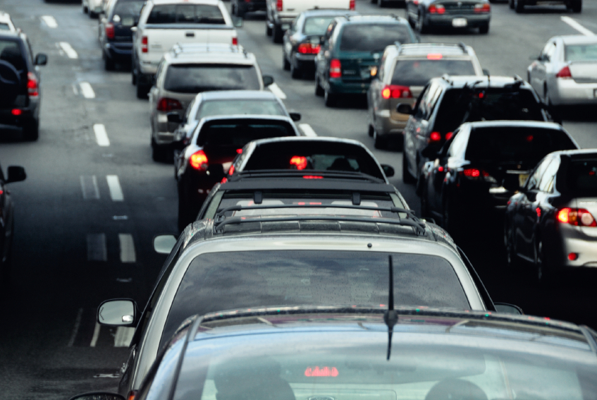 Traffic Congestion costs the UK £4.3bn a year.