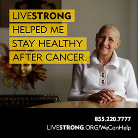 Armstrong's Livestrong Foundation