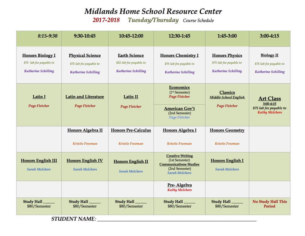 2017-2018 Course Schedule #4.png