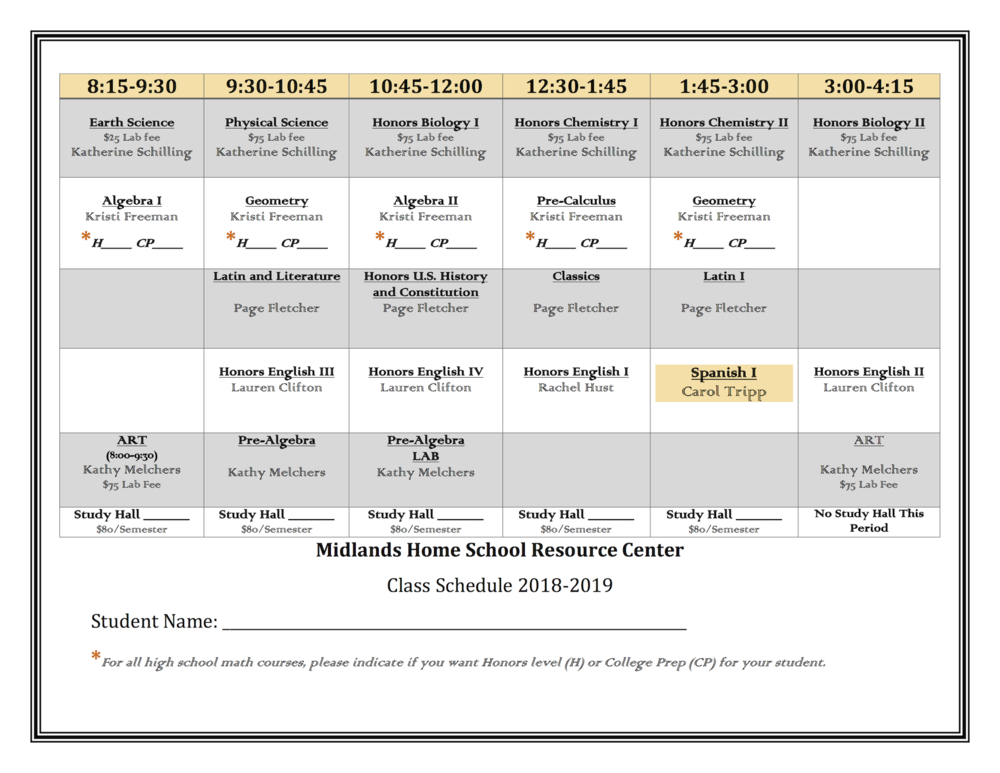 2018-2019 Class Schedule.png