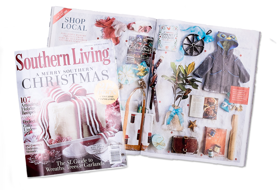 Southern Living, December 2014