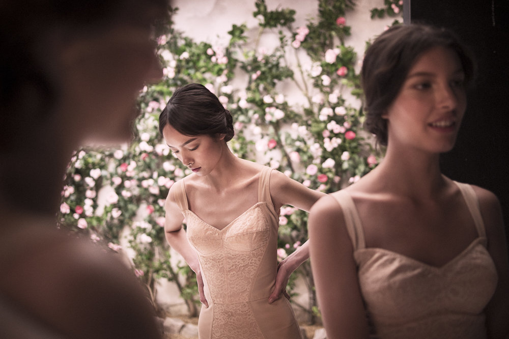 Dolce and Gabbana Skin Care Behind the Scenes