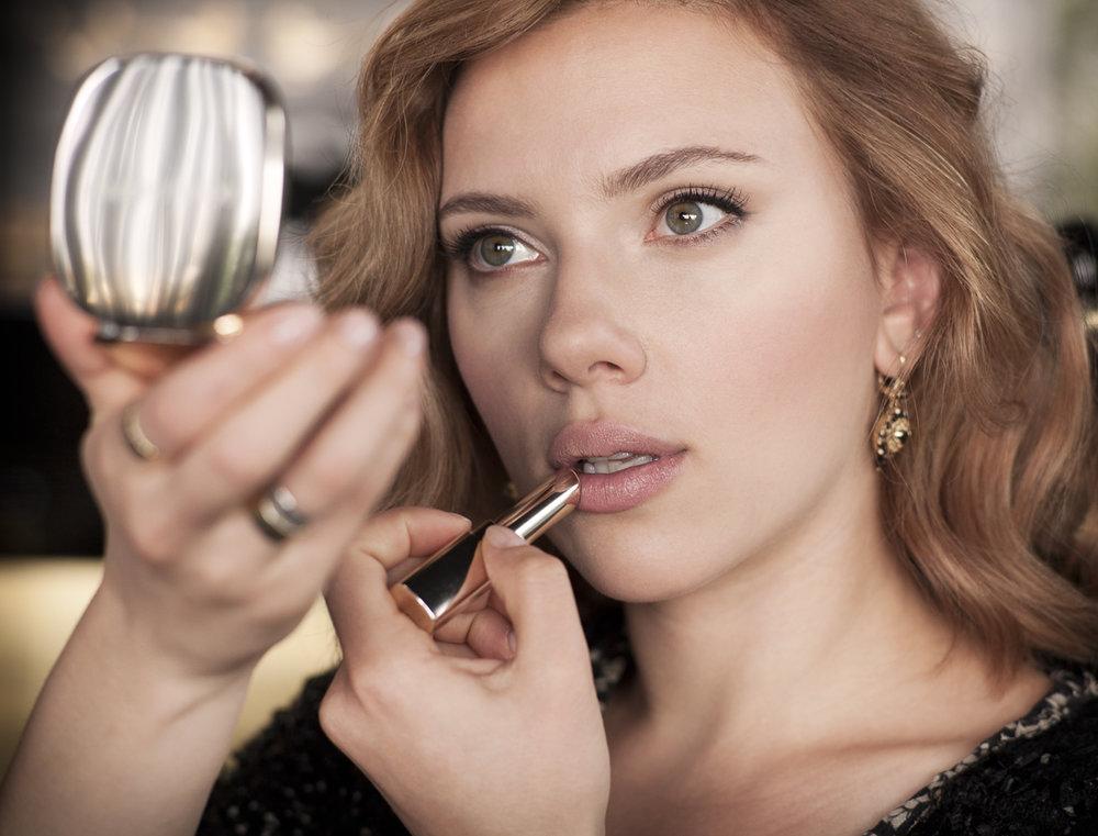 Scarlett Johansson for Dolce & Gabbana