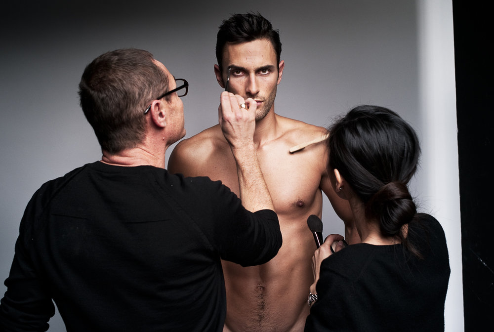 Dolce & Gabbana behind the scenes Anthologie Frangrance