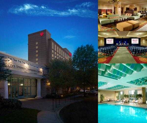 WE WILL BE RETURNING TO THE FRANKLIN MARRIOTT COOL SPRINGS!