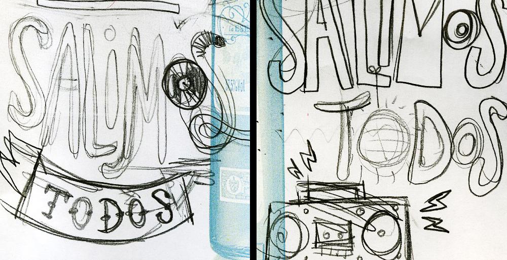 Illustration study details.