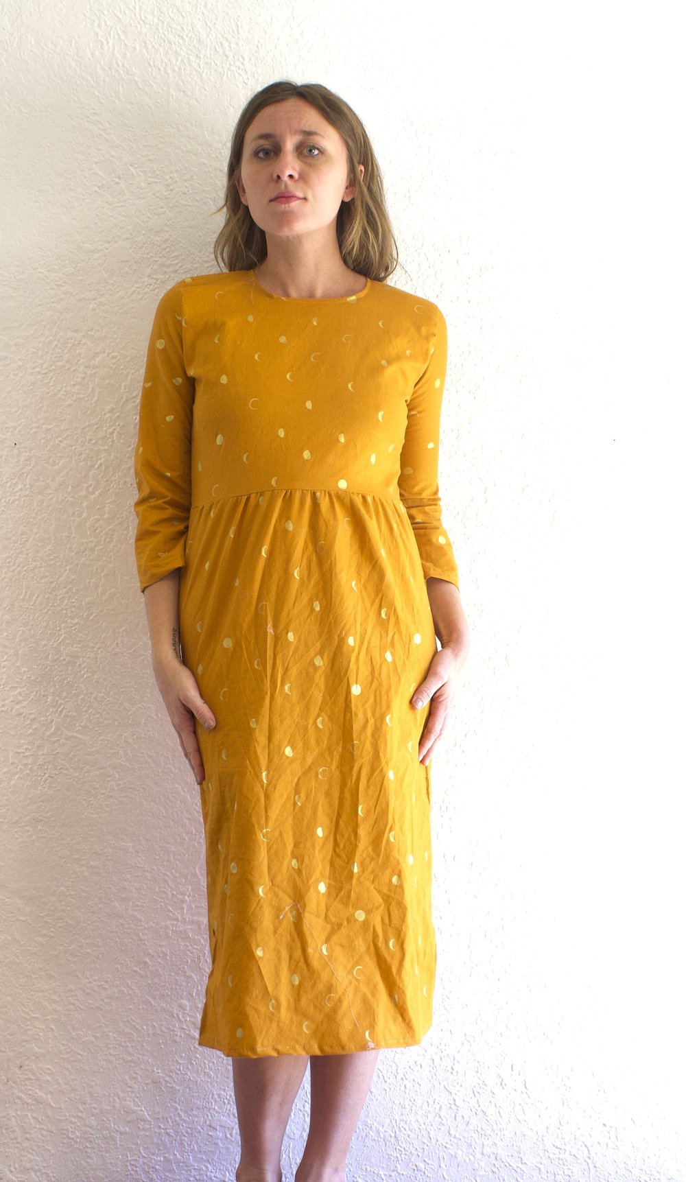Golden Hour Dress - $80