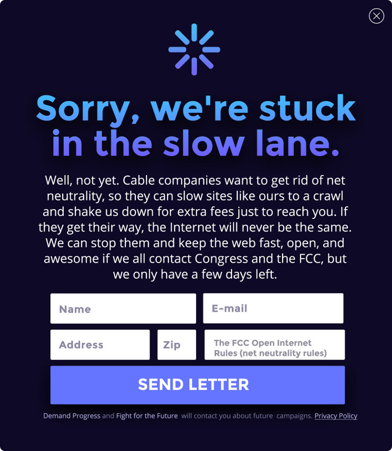 FUCK YO SLOW LANE
