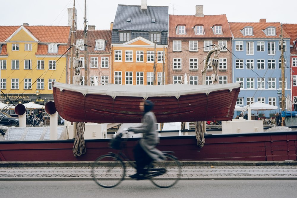 A walk around Copenhagen