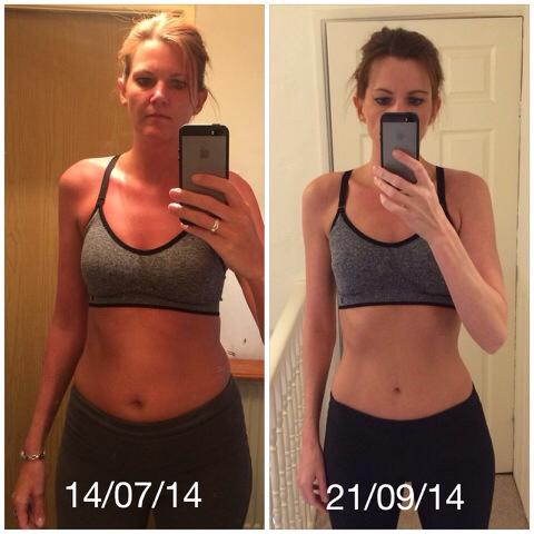 Current progress of Nicola in the two months I have worked with her