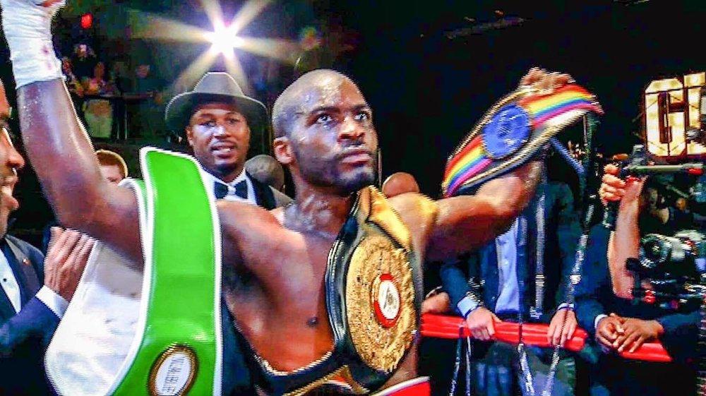 Dangerous Denton Daley - Boxing Champion