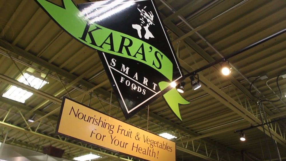 Why Helping the Community is Important to Kara's Smart Foods - Why the Kara's are on a journey to deliver healthy food to their community.
