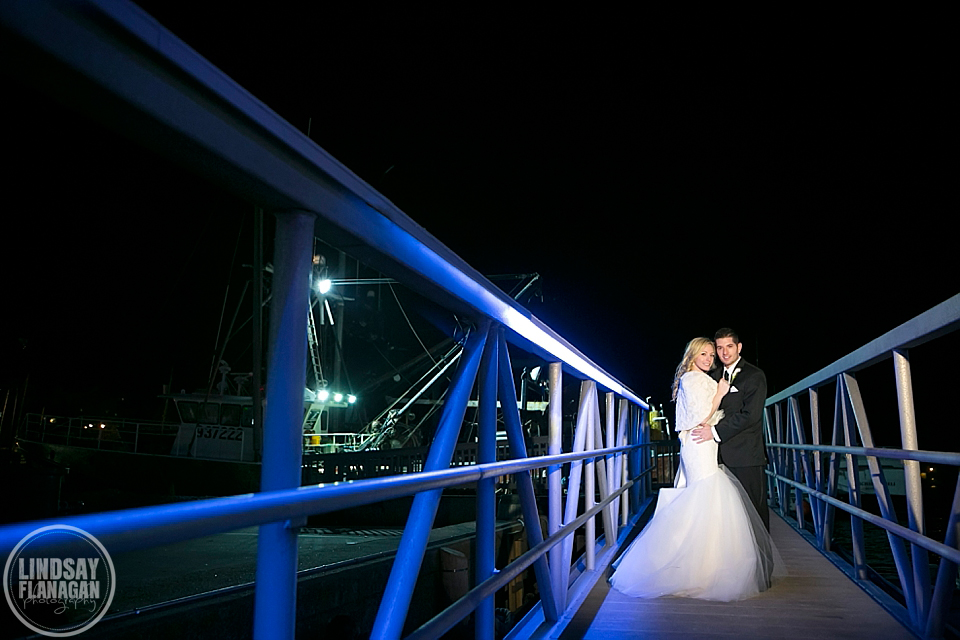 Cruiseport Gloucester Massachusetts New Years Eve Wedding