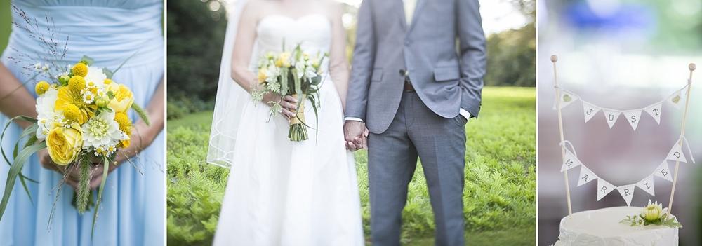 Wedding Day Memories, Bride and Groom