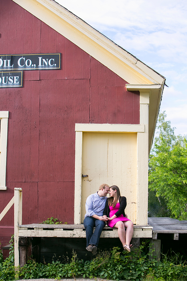 Wolfeboro New Hampshire Engagement